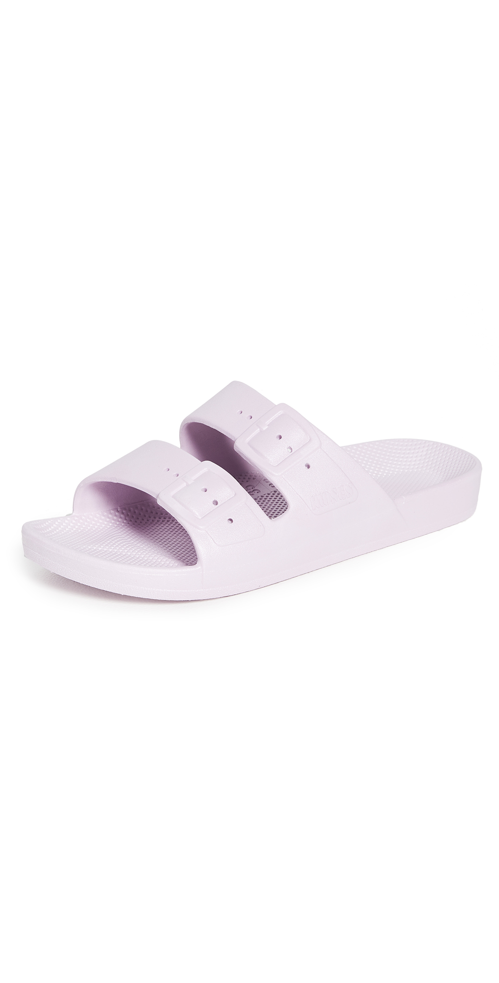 Moses Two Band Slide Sandals