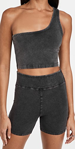 FP Movement by Free People - Hot Shot One Shoulder Cropped Tank