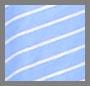 Pale Blue Cotton Stripe