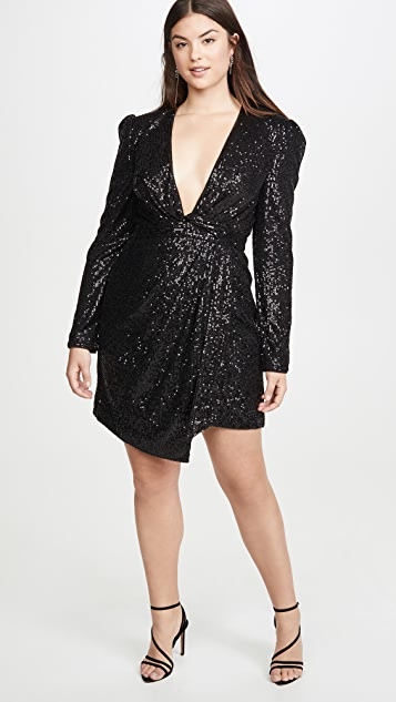 Fame and Partners The Mana Sequin Dress