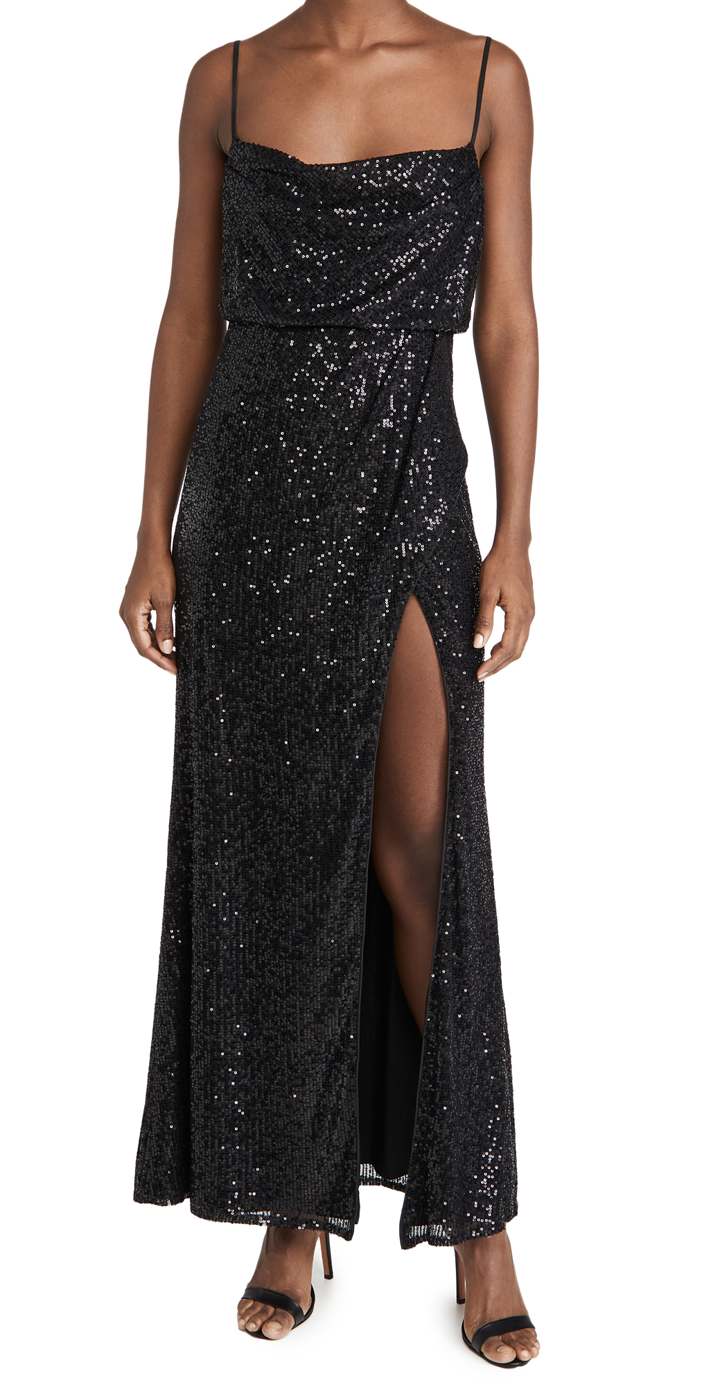Fame and Partners The Dreida Sequin Dress