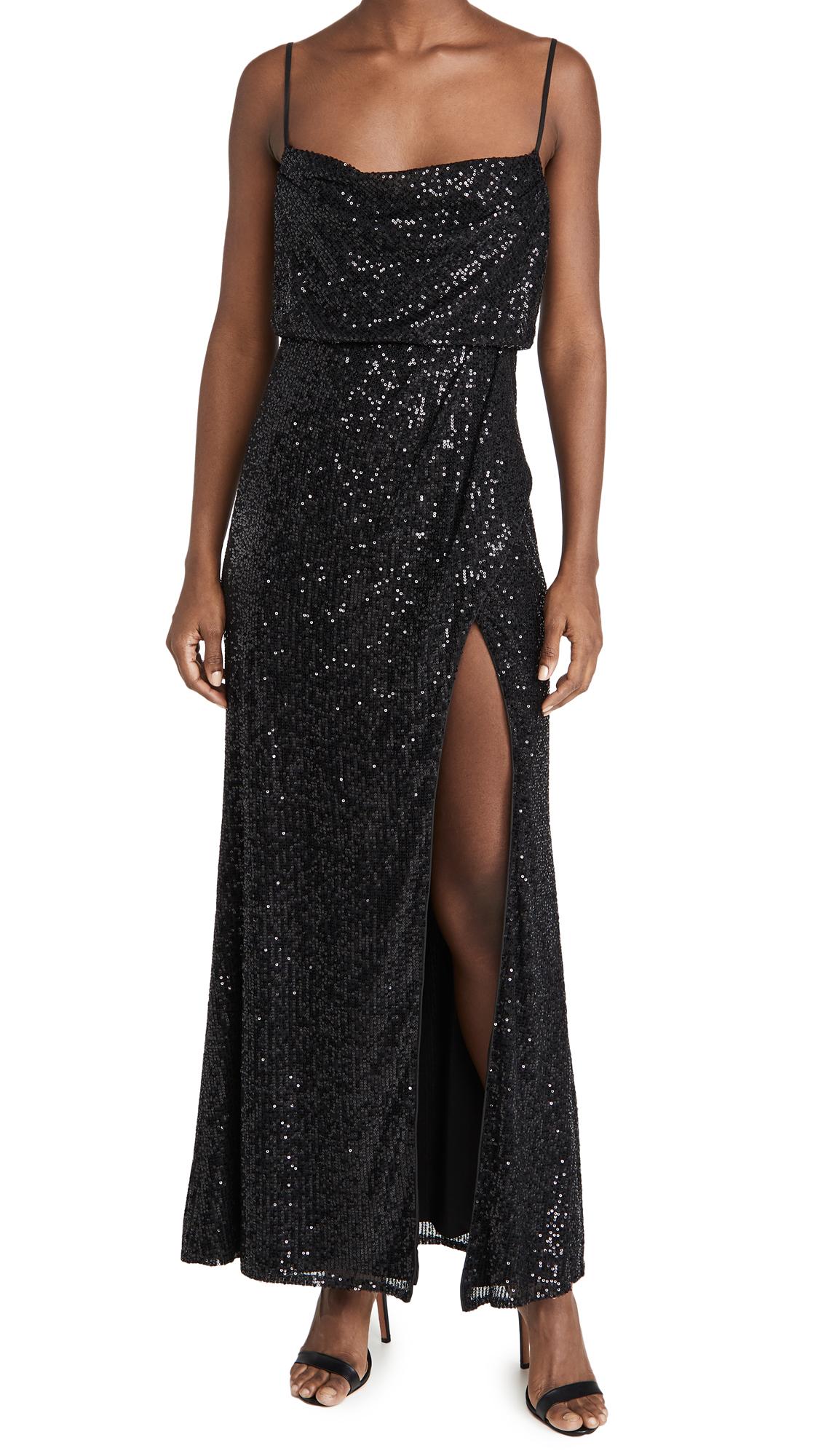 Fame and Partners The Dreida Sequin Dress