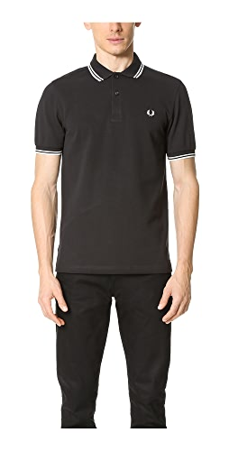 Fred Perry - Slim Fit Twin Tipped Fred Perry Shirt