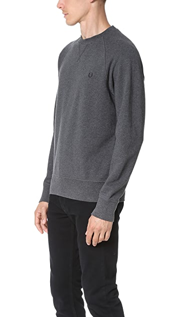Fred Perry Crew Sweatshirt