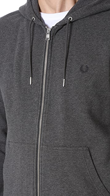 Fred Perry Hooded Sweatshirt