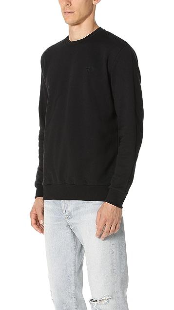 Fred Perry Printed Sweatshirt