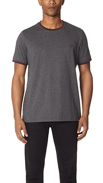 Fred Perry Twin Tipped Tee