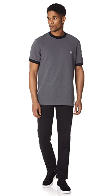 Fred Perry Jacquard Tee