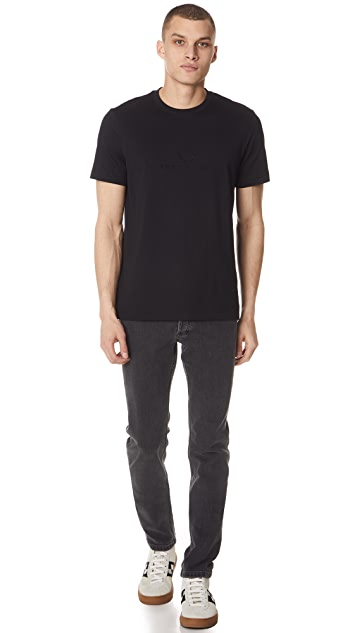 Fred Perry Tonal Embroidered Tee