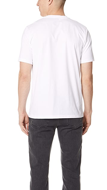Fred Perry Monochrome Tennis Tee