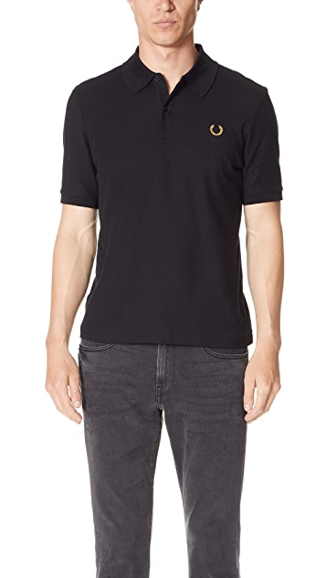 Fred Perry Tonal Tipped Shirt
