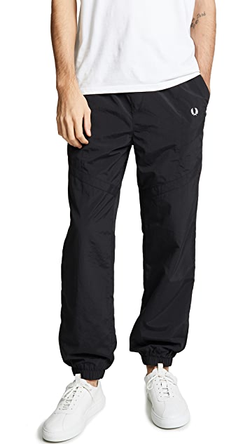 Fred Perry Monochrome Shell Trousers