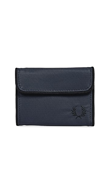 Fred Perry Sport Nylon Wallet