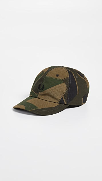 Fred Perry Printed Cap