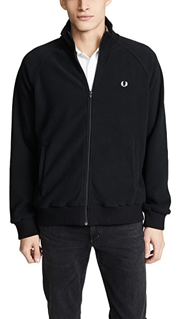 Fred Perry Fleece Track Jacket