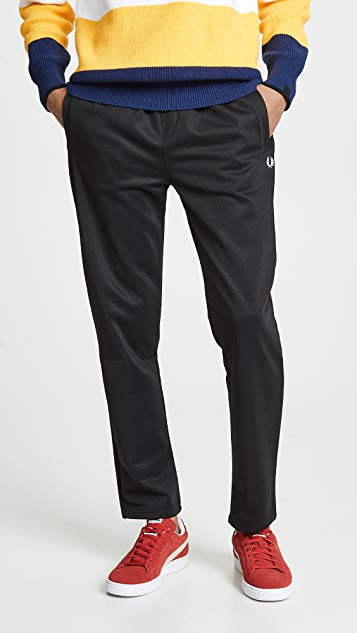 Fred Perry Embroidered Track Pants
