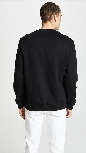 Fred Perry Branded Sweatshirt