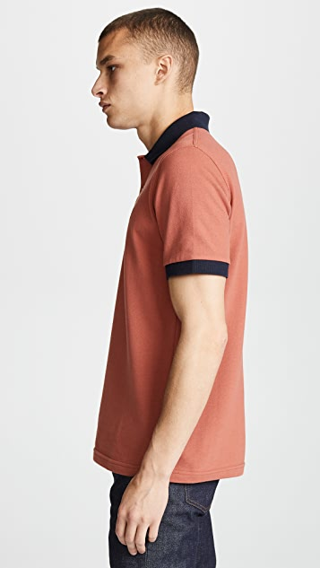 Fred Perry Made in England Colour Block Polo