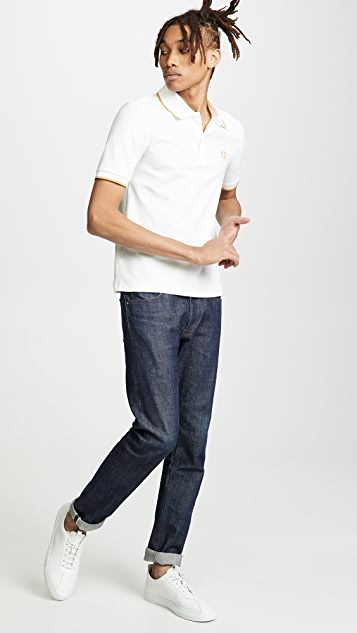Fred Perry Fine Tipped Pique Shirt