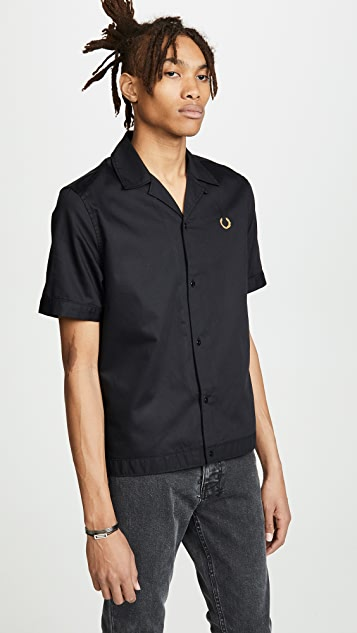 Fred Perry Bowling Shirt