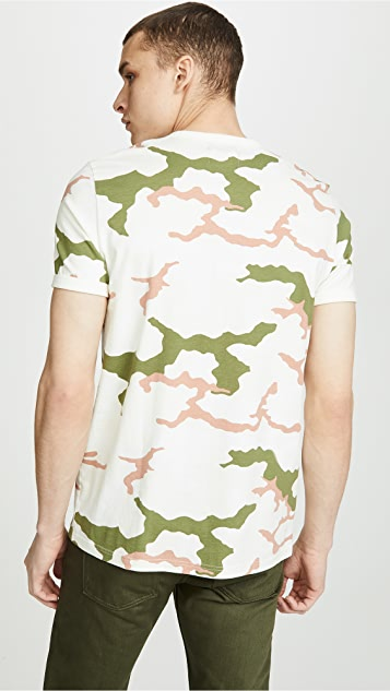 Fred Perry Camouflage T-shirt
