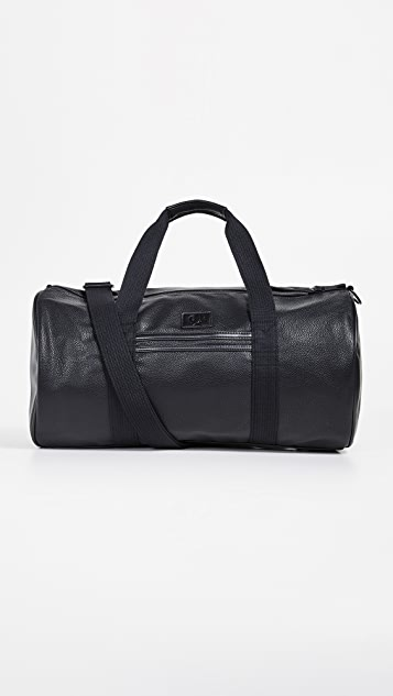 Fred Perry Tumbled Barrel Bag