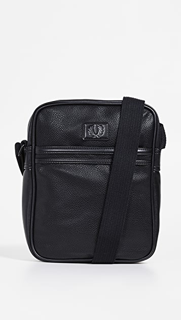 Fred Perry Tumbled Side Bag