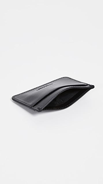 Fred Perry Leather Cardholder
