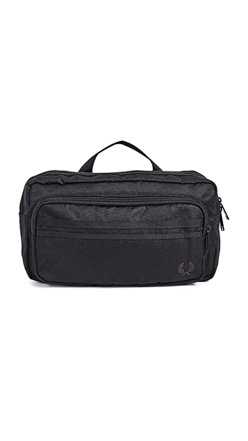 Fred Perry Tonal Tipped Crossbody Bag