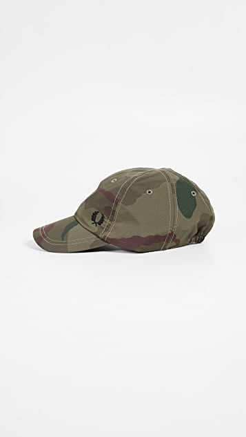Fred Perry Camouflage Cap