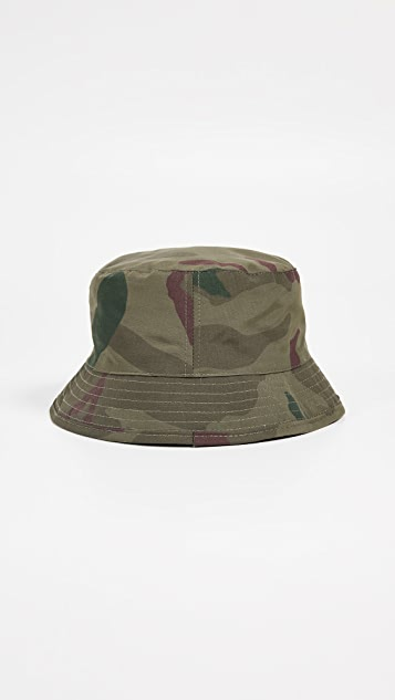 Fred Perry Camouflage Bush Hat