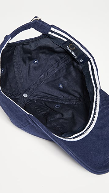 Fred Perry Branded Cap