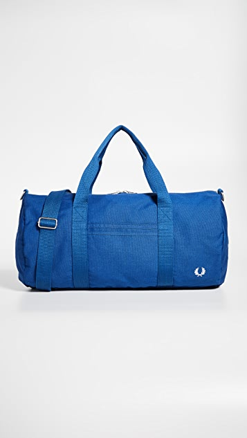 Fred Perry Branded Duffel Bag