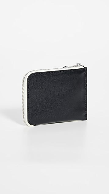 Fred Perry Contrast Interior Zip Around Wallet
