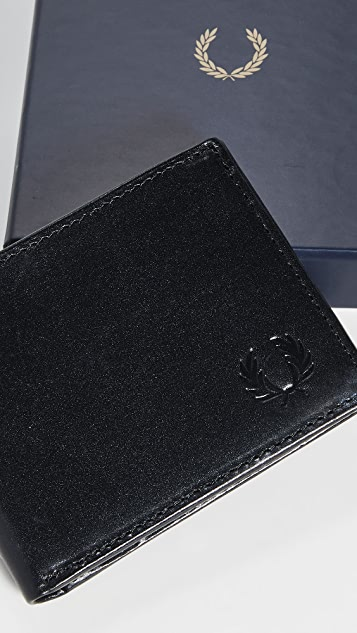 Fred Perry Contrast Interior Billfold