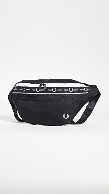 Fred Perry Monochrome Crossbody Bag
