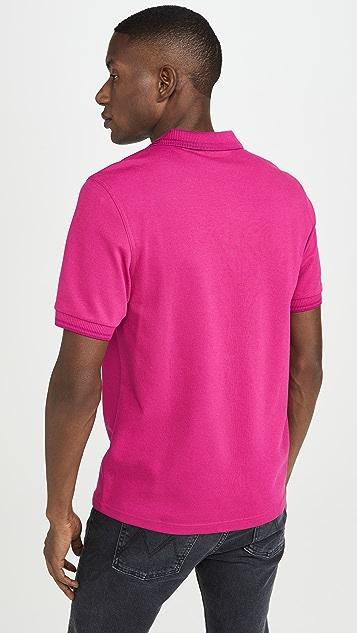 Fred Perry Acid Brights Logo Polo Shirt