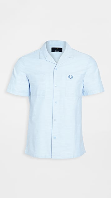 Fred Perry Rever Collar Shirt