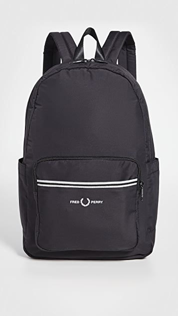 Fred Perry Sports Twill Backpack