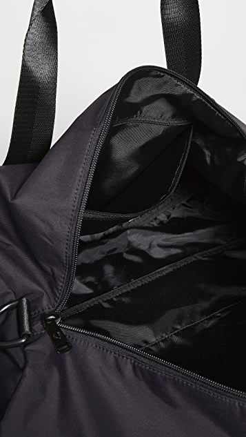 Fred Perry Sports Twill Barrel Bag