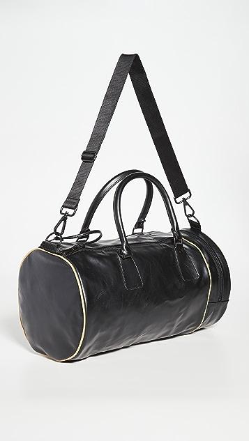 Fred Perry Barrel Bag