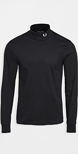 Fred Perry - Roll Neck Top