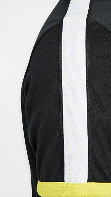 Fred Perry Made In Japan Ringer T-Shirt