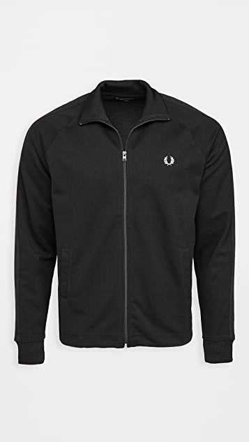 Fred Perry Tonal Tape Track Jacket