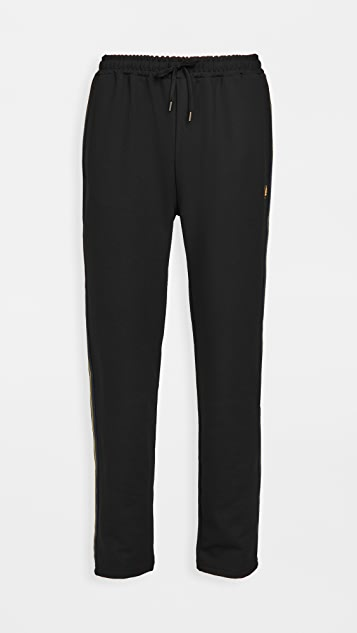 Fred Perry Striped Tape Track Pants