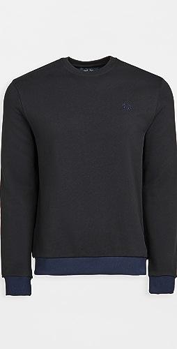 Fred Perry - Contrast Trim Sweatshirt