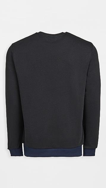 Fred Perry Contrast Trim Sweatshirt