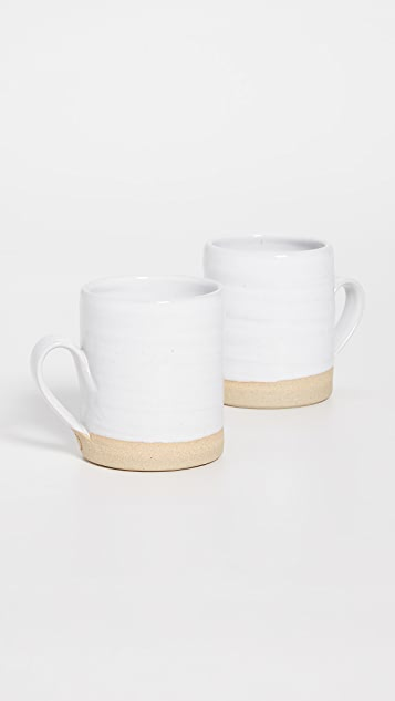 Farmhouse Pottery Silo Mug Gift Set