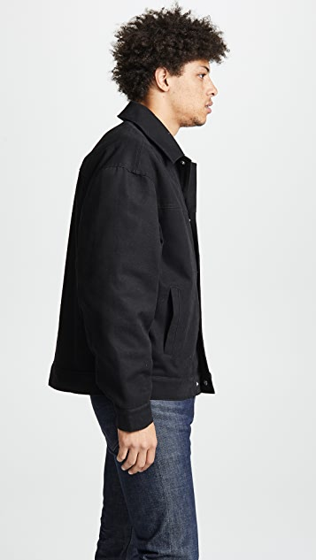 Fred Perry by Raf Simons Oversized Jacket