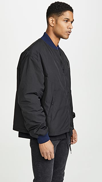Fred Perry by Raf Simons Raf Simons Cropped Jacket